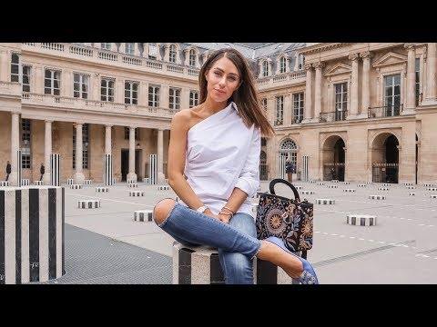 WHAT I WORE & BOUGHT IN PARIS | DIOR & MAX MARA SHOPPING | Lydia Elise Millen
