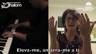 TU ÉS SOBERANO | Piano: Cezar Elbert | Voz : Dirce Medeiros