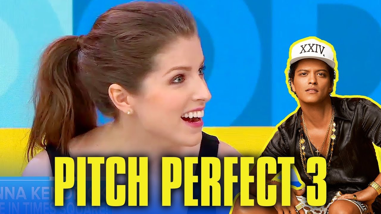 Anna kendrick wants bruno mars to join the bellas in pitch perfect anna kendrick wants bruno mars to join the bellas in pitch perfect 3 kristyandbryce Choice Image