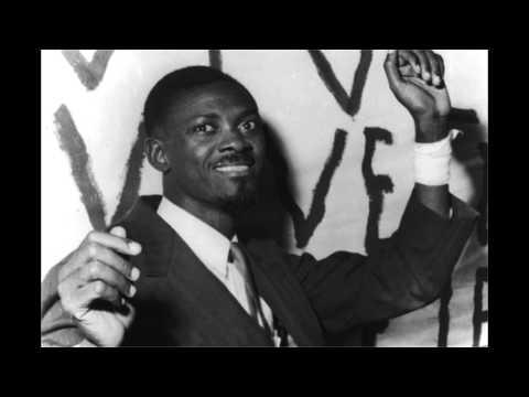 Joseph KABASELE Chante LUMUMBA HEROS NATIONAL