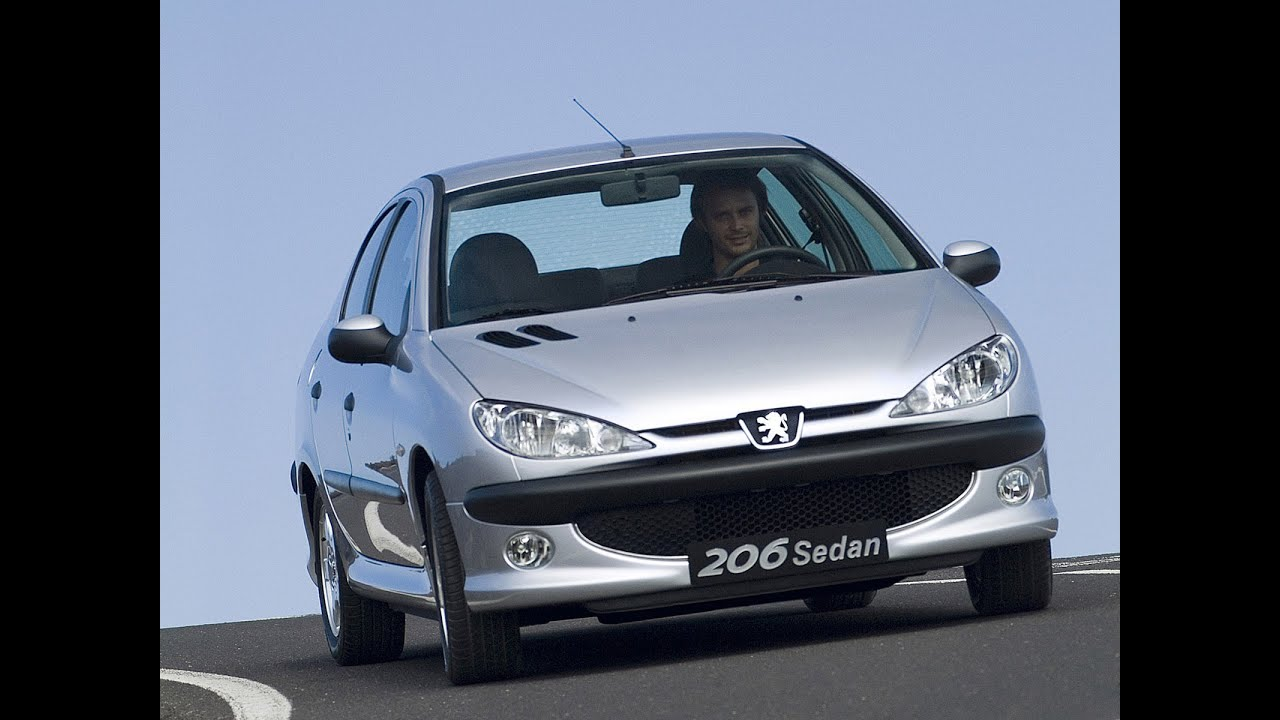 Peugeot 206 Tuning (WOW) - YouTube