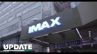 IMAX bringing VR to movie theaters (CNET Update)