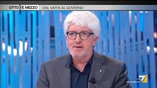 Otto e Mezzo (La7) - 13 settembre 2017 - Carlo Freccero, Beppe Severgnini, Elisabetta Gualmini