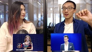 British Model Goes On Chinese Dating Show - In-Depth Analysis ft. Lauren Engel (Sidewalk Talk)