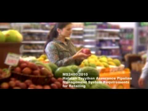 Halal Logistic and Cosmetic Standards, STANDARDS MALAYSIA