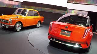 Daihatsu DN Compagno. Самый милый автомобиль