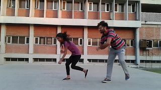 Horn Blow || Hardy Sandhu || Dance Cover ||  Hiphop Bhangra || Navjeet and Maninder