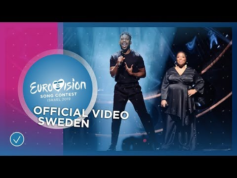 VIDEO Letra/Lyrics - Too Late For Love - John Lundvik - Sweden 🇸🇪 - Official Music Video - Eurovision 2019