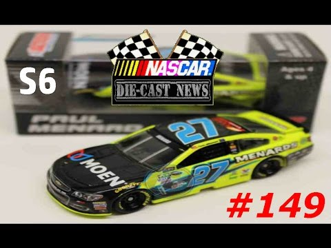 NASCAR Die-Cast News 149