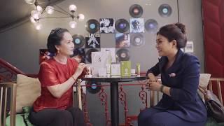 Diễn Viên Lan Hương - Trải Nghiệm Cùng Combo Dưỡng Da Olic