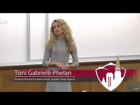Daniels Professional Development Program - Major Workshop on International Business