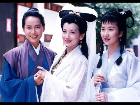 White Snake Legend (1993) Ost Opening Song - Chien Nien Teng Yi Huei Lyrics + Terjemahan