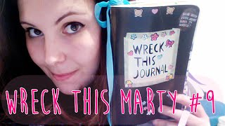 WRECK THIS MARTY #9 ♡ The Game is On! Thumbnail