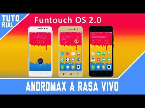 INSTAL ROM FUNTOUCH OS (VIVO) DI ANDROMAX A   TANPA PC