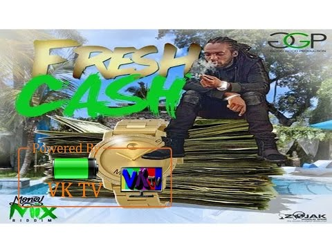 Mavado - Fresh Cash (Audio)