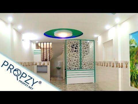 Bán nhà quận 6 hẻm Hậu Giang, rộng 4.5m dài 13m bố trí 2 phòng ngủ | Propzy