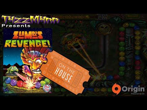 Origin On the House (FREE) Games - Zuma's Revenge