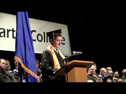 Student Graduation Speaker | Charter College Anchorage Campus