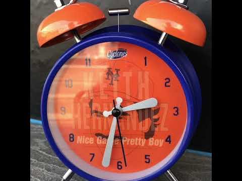 Keith Hernandez Talking Alarm Clock - Seinfeld Night V