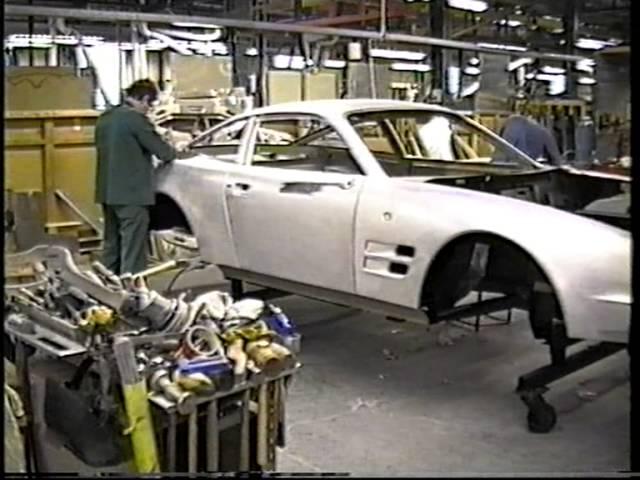 Aston Martin Factory Tour Building The Virage Youtube