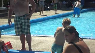 Vakantie Blauwe meer Belgie Mark  Dely