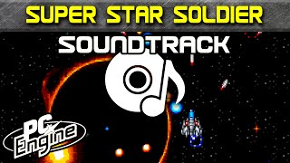 Super Star Soldier soundtrack | PC Engine / TurboGrafx-16 Music