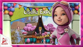 Fly With Yaya - Jelajah Expo Park (Malay/ENG/JP captions)