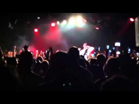 G-Eazy - Marilyn (Live) @ The Roxy 10/22