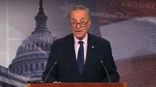 Schumer  Comey firing part of troubling pattern
