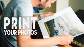 PRINTING photos will IMPROVE your photography