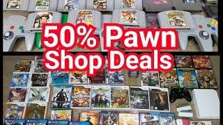 83 pawn shop 50 off deals kacy da game nerd