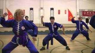 Northern Shaolin # 6 - Duan Da - Close Fighting - Short Striking -  by 10,000 Victories School