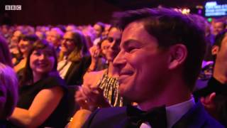 Anna Kendrick Justin Timberlake BAFTA TV Awards 2016