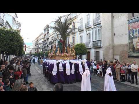 Domingo de Ramos - Antequera. Carrera Oficial por calle Infante Don Fernando ( 20-03-2016 )