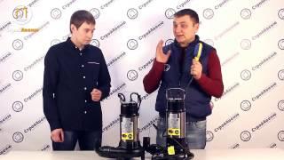 видео Блок дренажных насосов