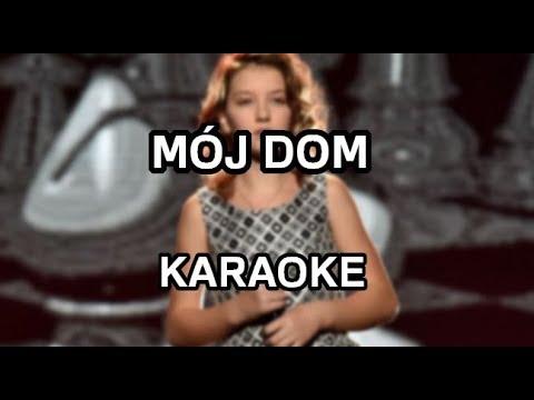 Alicja Rega - Mój dom (Junior Eurovision 2017) [karaoke/instrumental] - Polinstrumentalista