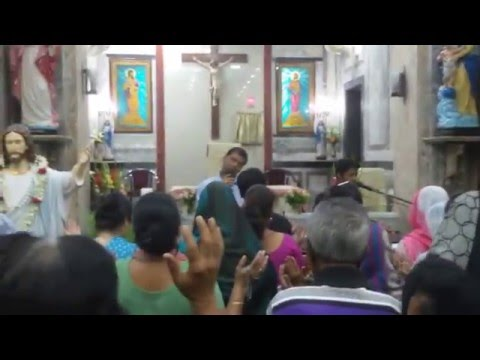 Divine Marcy The Healing Prayer at Church [Br. Anthony]