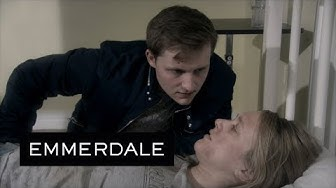 Emmerdale - Rebecca Talks About Her Ordeal With Lachlan and the Nurse