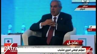 فيديو.. وزير الصناعة: مشكلة اقتصاد الصعيد أنه موسمي