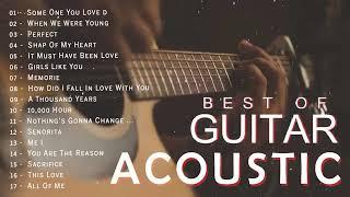 Akustik Barat Terbaik | Lagu pengantar tidur | Cover Lagu santai