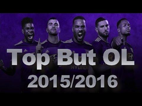 TOP BUT OLYMPIQUE LYONNAIS 2015/2016