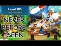 MapleStory - Level 200 in 4 hours Phantom leveling