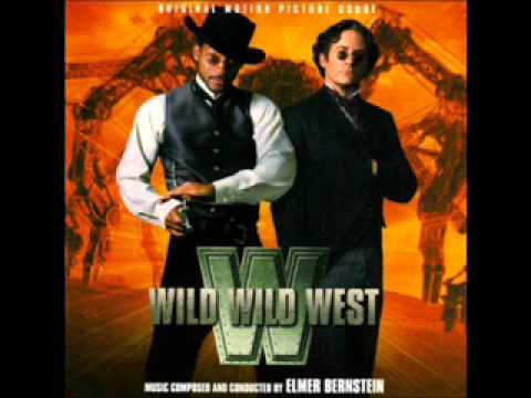 Wild Wild West - Elmer Bernstein - 1 Main Title