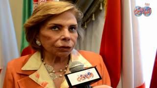 """ميرفت التلاوي : حملة """" إنت الأهم """" من المرأة ولأجل المرأة"""