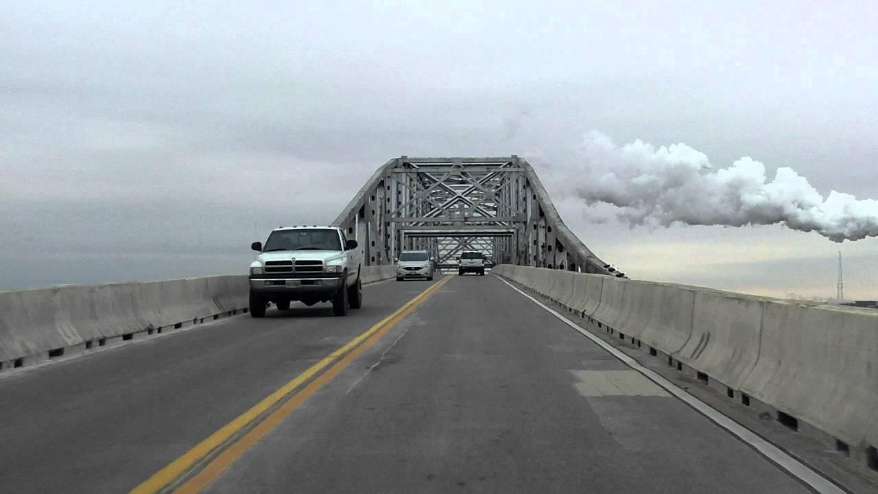 Harry Nice Memorial Bridge Northbound
