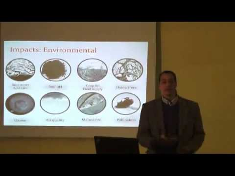 David Lim on Geoengineering - the basics