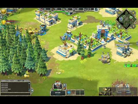 Age of Empires: Online 1v1 PvP  Babylon vs Norse
