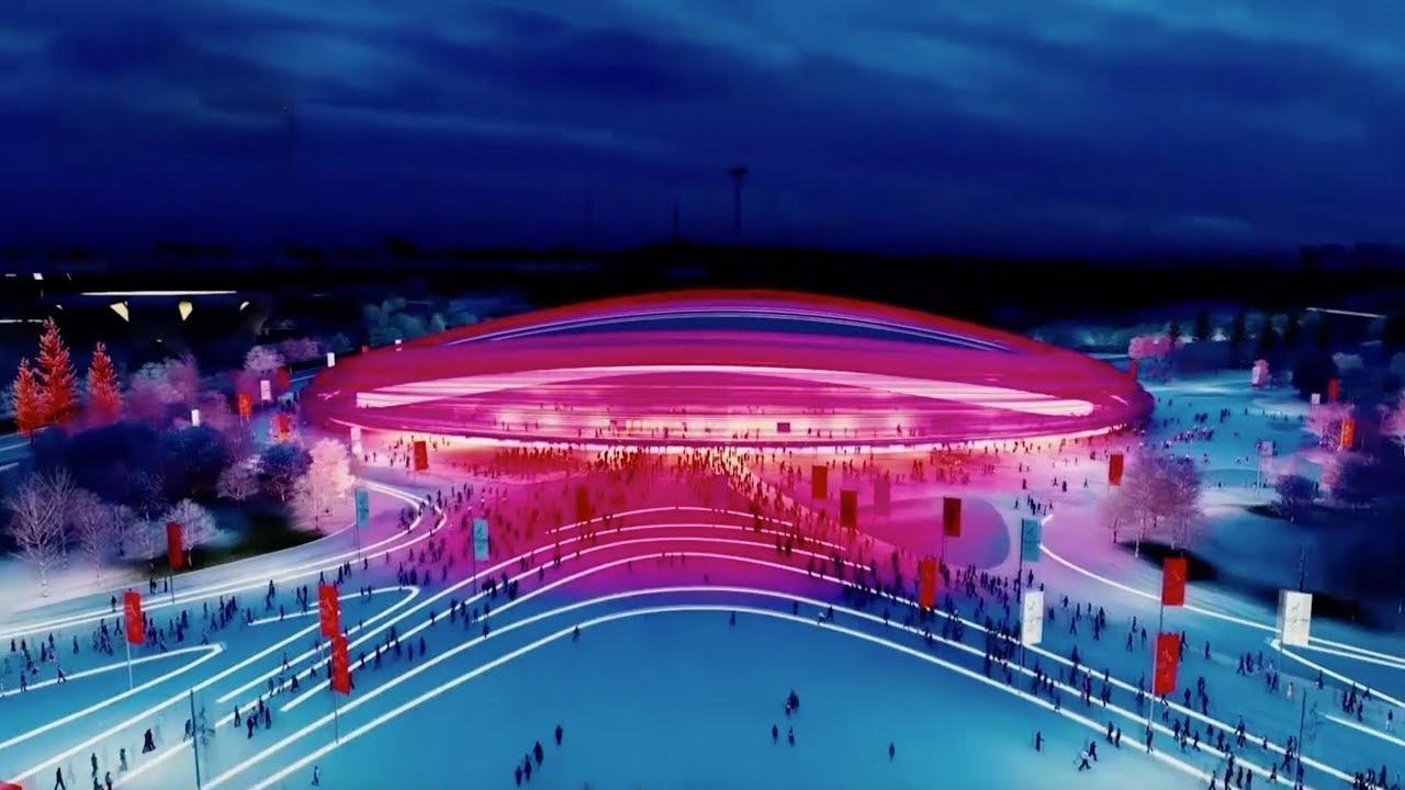 beijing 2022 winter olympics venue construction well under way