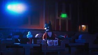 The Lego Batman Movie | Batman's Lonely Life