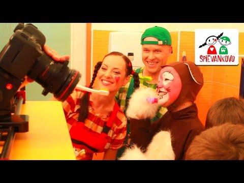Ako sme natáčali: Zúbky - SPIEVANKOVO 3